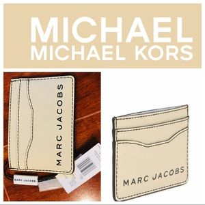 Michael Kors- leather card case